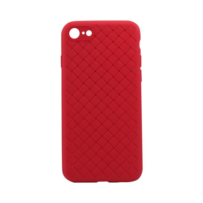 Husa Baseus Weaving Apple Iphone 7/8 Rosu
