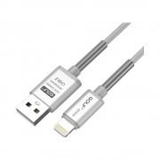 Cablu Golf Thunder Iphone-USB 40I Argintiu