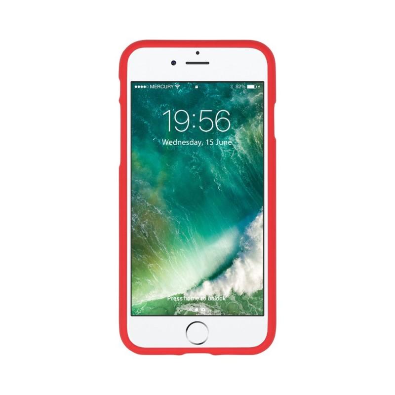 Husa Mercury JellySoft Apple Iphone 7/8 Rosu