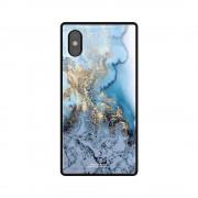 Husa Design Glass Apple Iphone XR D14