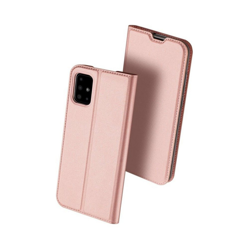 Toc DuxDucis Skin Samsung S21 Ultra Rosegold