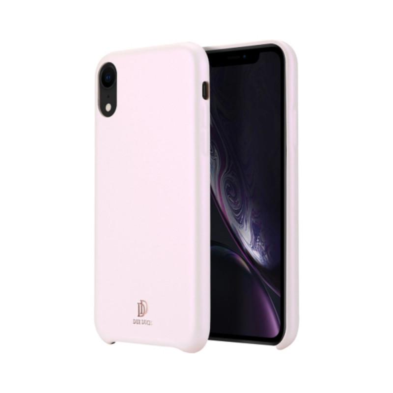 Husa DuxDucis SkinLite Apple Iphone XR Rosegold
