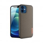 Husa DuxDucis Fino Apple Iphone 12/12 Pro Kaki