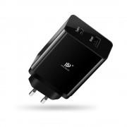 Adaptor Priza DuxDucis C40  USB+TipC/2.4A
