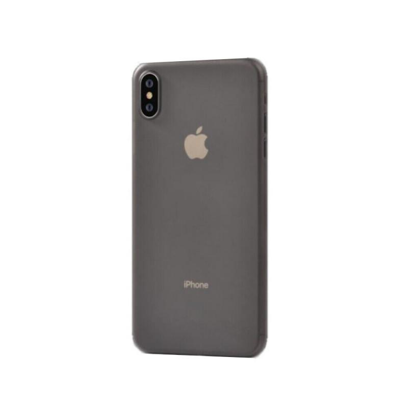 Husa Devia UltraNaked Apple Iphone XR Gri