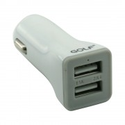 Adaptor Auto Golf C2 2USB/2A