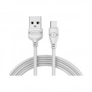 Cablu Golf Wineglass Micro USB 63M Alb