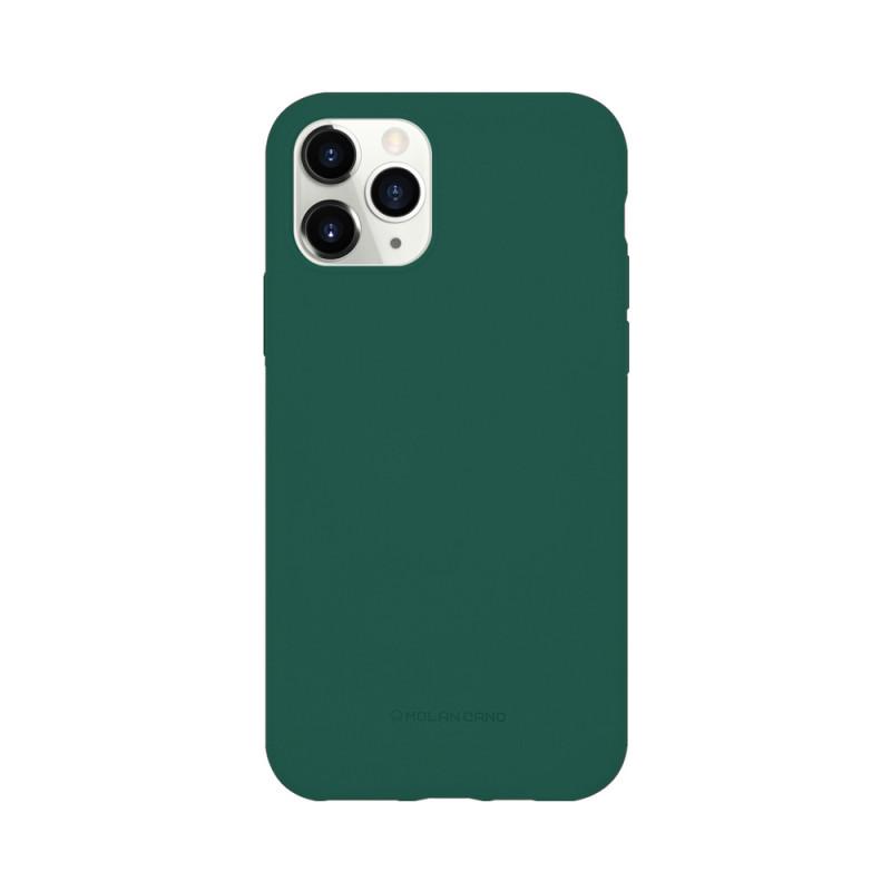 Husa Hana Soft Huawei Y6P Verde