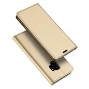 Toc DuxDucis Skin Samsung S9 Auriu