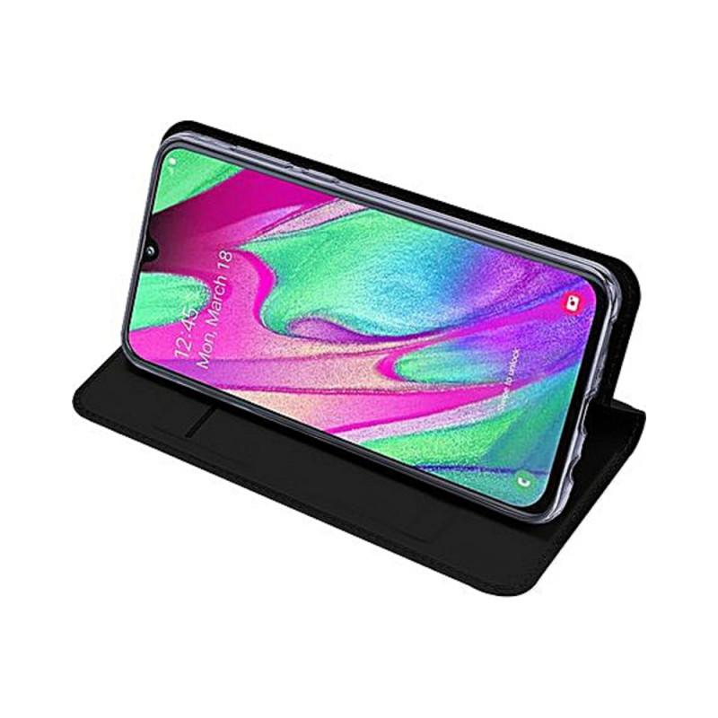 Toc DuxDucis Skin Huawei Y5P Negru