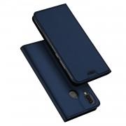 Toc DuxDucis Skin Huawei P20 Lite Albastru