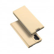 Toc DuxDucis Skin Samsung Note10 Plus Auriu