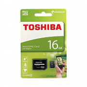 Card Toshiba MicroSD C4 16GB