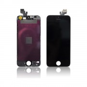 Display Compatibil Apple Iphone 5 Negru