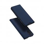 Toc DuxDucis Skin Samsung A12 Albastru