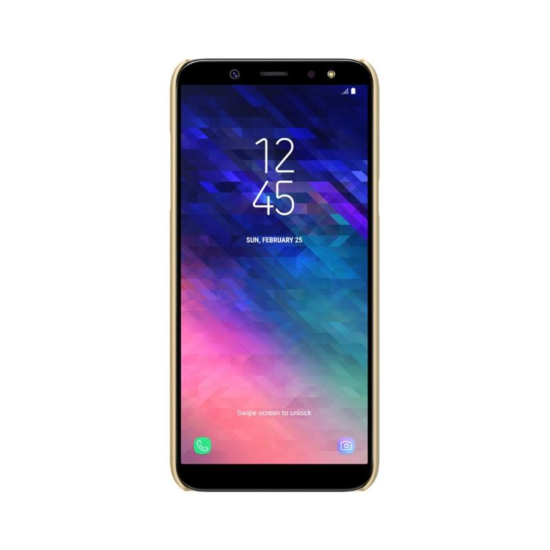 Husa Nillkin Frosted Samsung A6/2018 Auriu