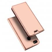 Toc DuxDucis Skin Huawei P9 Lite Mini Rosegold