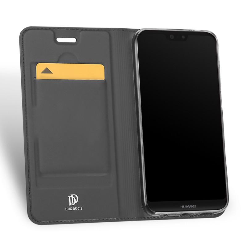 Toc DuxDucis Skin Nokia 3.2 Negru