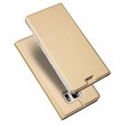 Toc DuxDucis Skin Samsung S7Edge Auriu