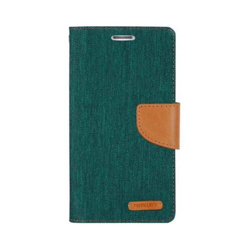 Toc Mercury Canvas Samsung A50 Verde