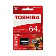 Card Toshiba MicroSD C10 64GB