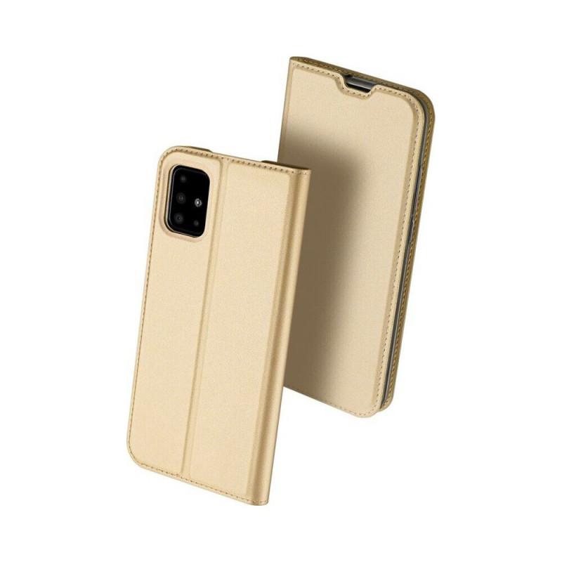Toc DuxDucis Skin Samsung A71 Auriu