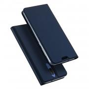 Toc DuxDucis Skin Huawei Mate 10 Lite Albastru