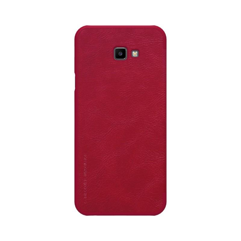 Toc Nillkin Qin Samsung J4 Plus/2018 Rosu