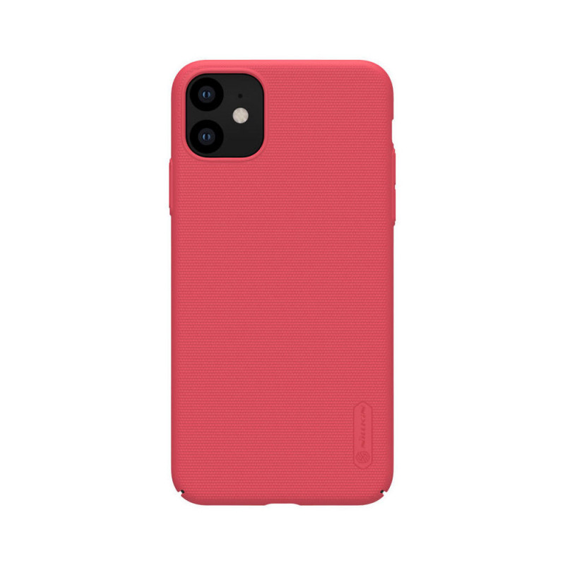 Husa Nillkin Frosted Apple Iphone 11 Rosu