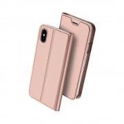 Toc DuxDucis Skin Apple Iphone X Rosegold