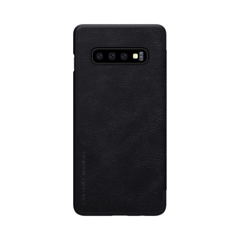 Toc Nillkin Qin Samsung S10 Negru