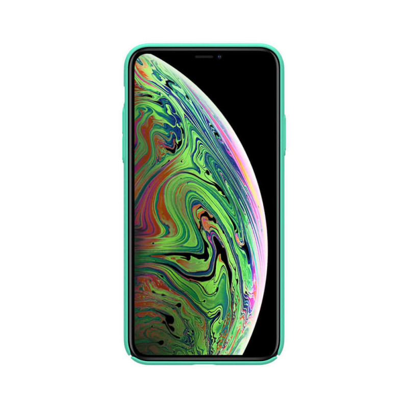 Husa Nillkin Frosted Apple Iphone 11 Turcoaz