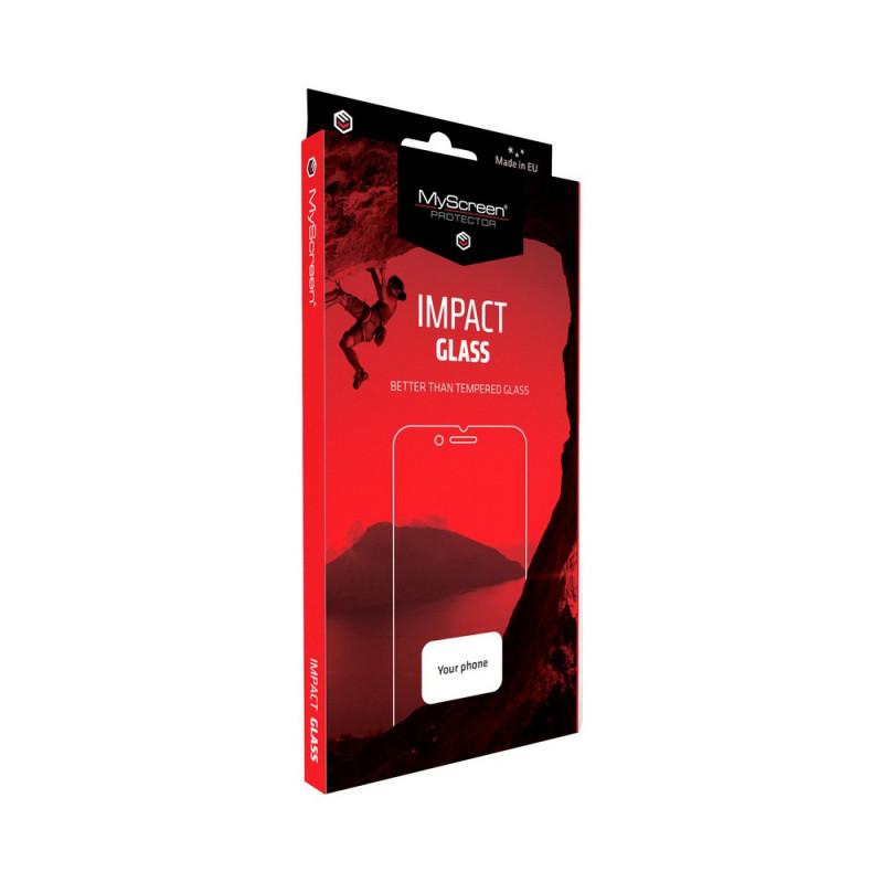 Folie MyScreen ImpactGlass Apple Iphone 7/8/SE Alb