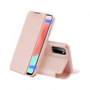Toc DuxDucis X-Skin Samsung A41 Roz