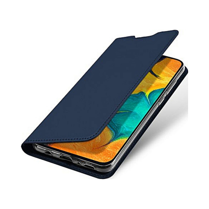 Toc DuxDucis Skin Samsung A20E Albastru