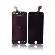 Display Compatibil Apple Iphone 5C Negru