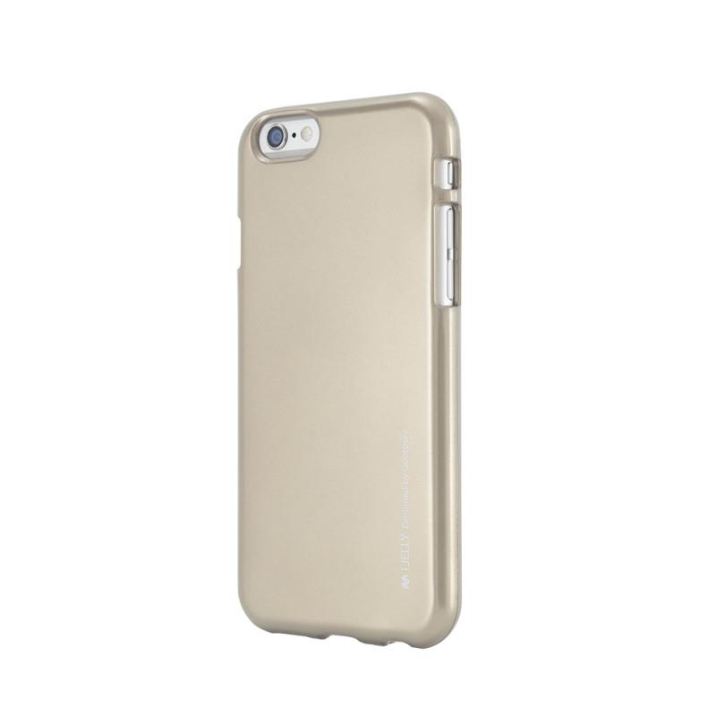 Husa Mercury JellyMetal Apple Iphone 11 Pro Auriu