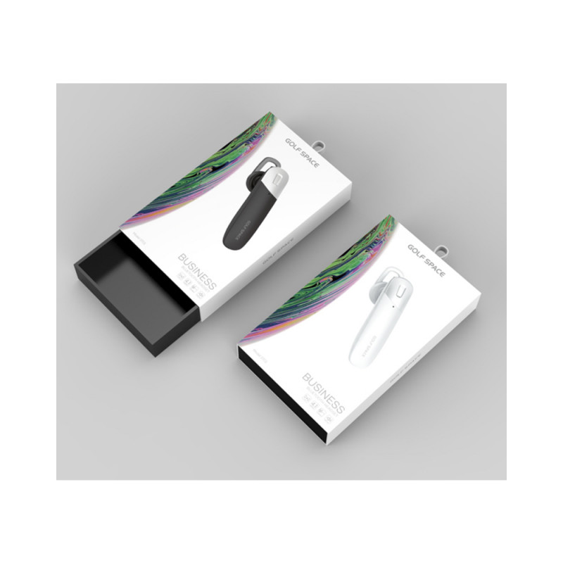 HandsFree Bluetooth Space T01 Negru