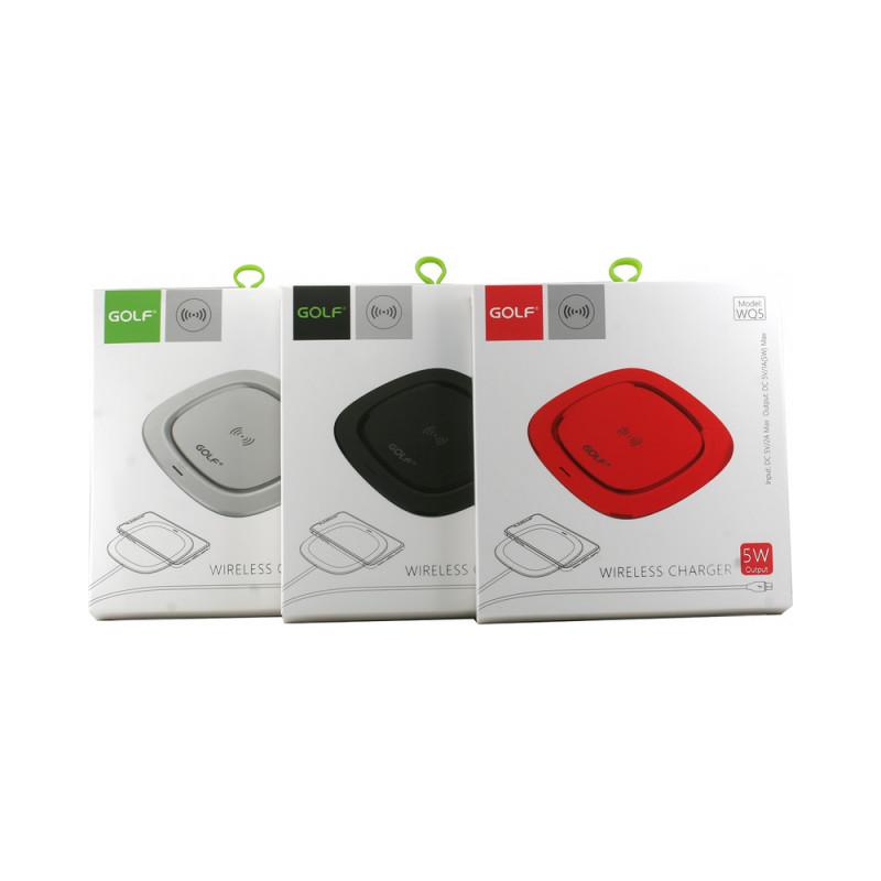 Incarcator Wireless Golf WQ5 Negru