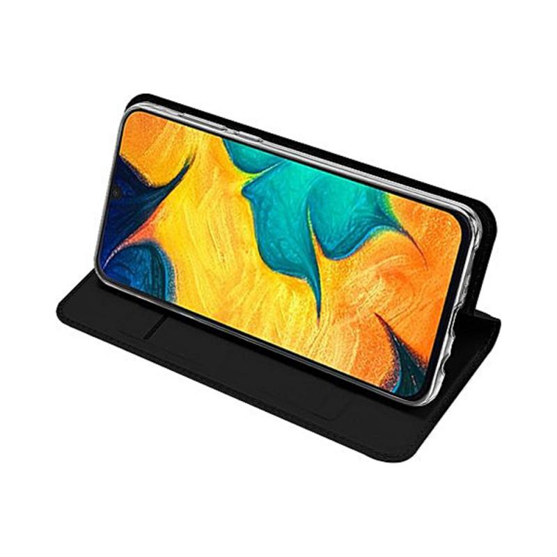 Toc DuxDucis Skin Samsung A12 Negru