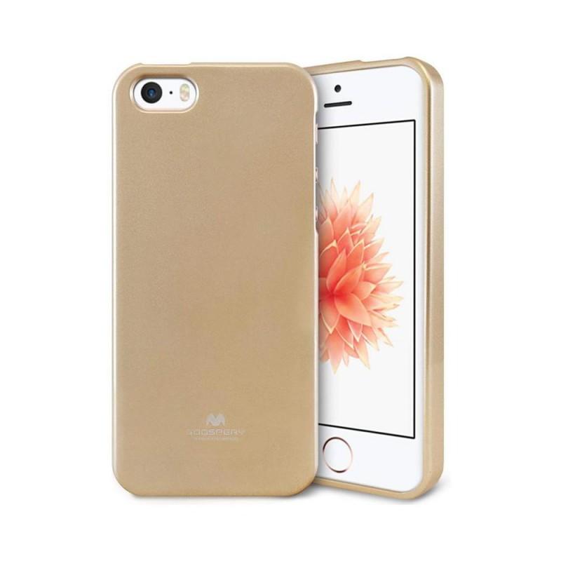 Husa Mercury Jelly Apple Iphone X/XS Auriu
