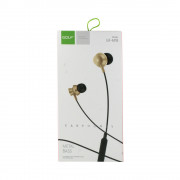 HandsFree Stereo Golf M18 Auriu