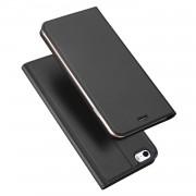 Toc DuxDucis Skin Apple Iphone 5/5S Negru