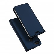Toc DuxDucis Skin Huawei P9 Lite Mini Albastru