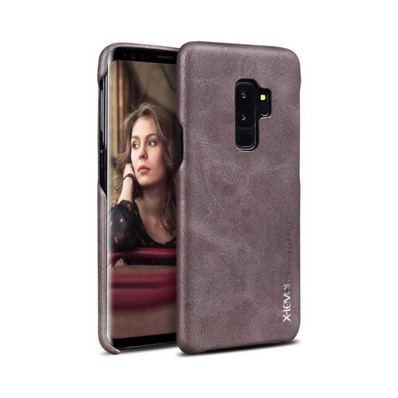 Husa Xlevel Vintage Samsung J4 Plus/2018 Maro