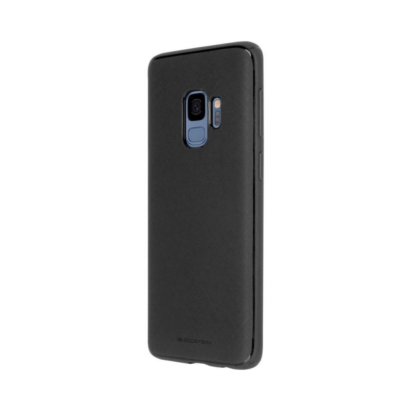 Husa Mercury StyleLux Samsung A50 Negru