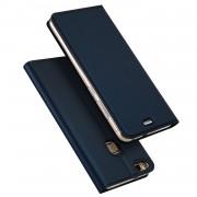 Toc DuxDucis Skin Huawei P10 Lite Albastru