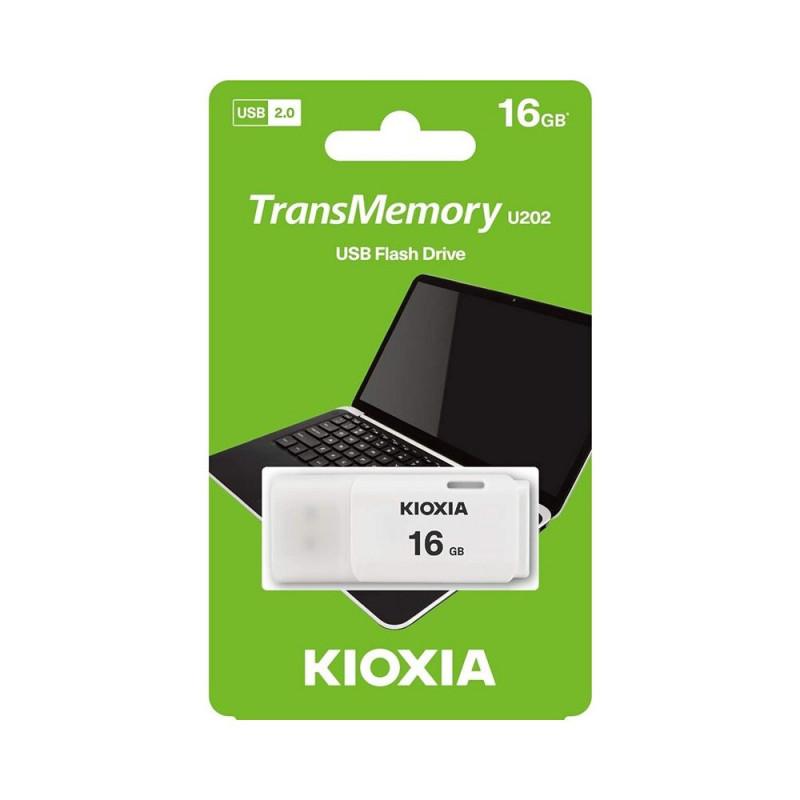 Stick Kioxia 16GB (USB2.0)