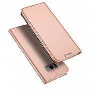 Toc DuxDucis Skin Samsung S8 Rosegold