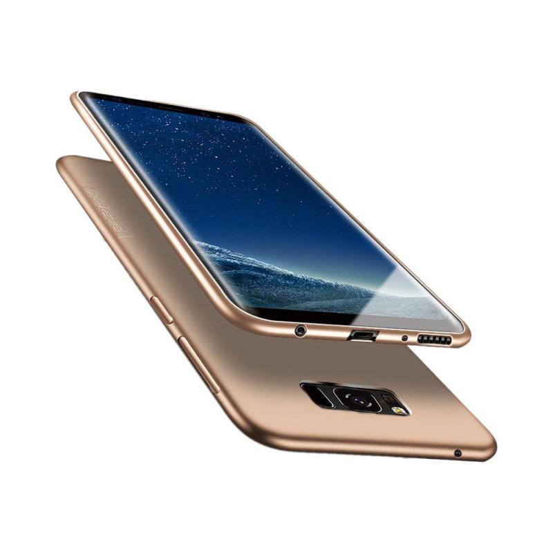 Husa levelX Guardian Samsung J4 Plus/2018 Auriu